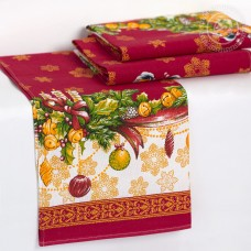 Скатерть + 4 полотенца (50х60) Н5