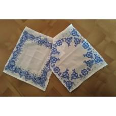 АКЦИЯ. Носовой платок (женский) ШС26 (2.5 рубля за штуку)