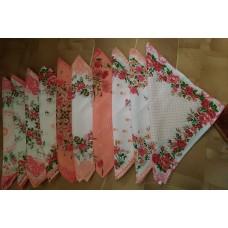 Носовой платок (женский) (9 руб. за штуку) КО11