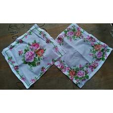 АКЦИЯ. Носовой платок (женский) ШС21 (2.5 рубля за штуку)