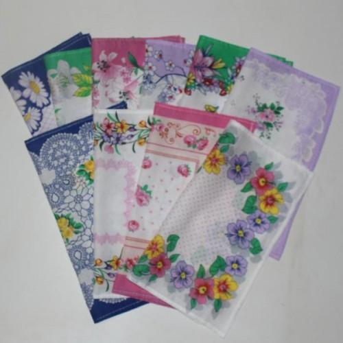 Купить Женские Платки Носовые (9 Рублей)