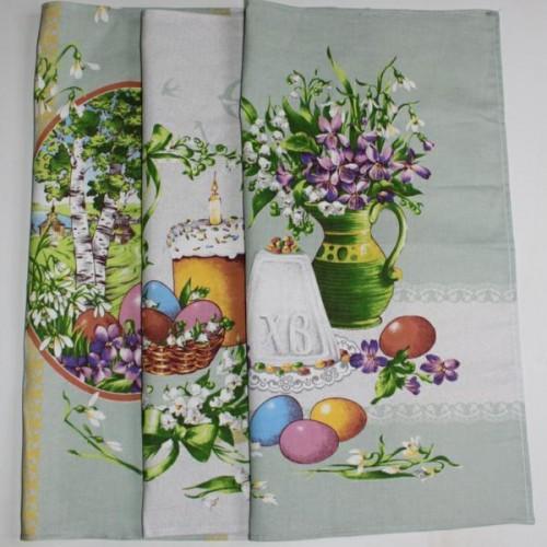 "Купить полотенце ""Весна"""